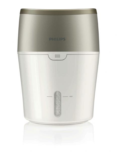 Philips Luftbefeuchter HU4803/01 für Räume bis 25qm